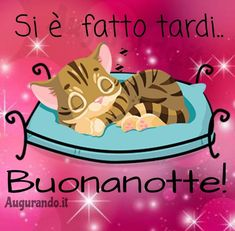 Good Night Quotes, Animals And Pets, Good Morning, Art For Kids, Humor, Sayings, Cards, Fictional Characters, Dolce