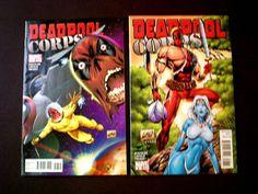 Deadpool Corps 7, 8, (2010-11), Revolution, Marvel Comics DF1