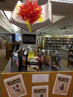 Banned Books Week display | Flickr - Photo Sharing!