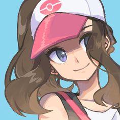 トウコちゃん! Pokemon Mew, Pokemon Hilda, Touko Pokemon, Pikachu, Black Pokemon, Pokemon Fan Art, Cute Pokemon, Charmander, Pokemon People