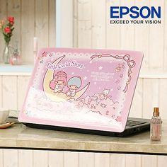 【2011】【EPSON x LTS】Notebook ★Little Twin Stars★