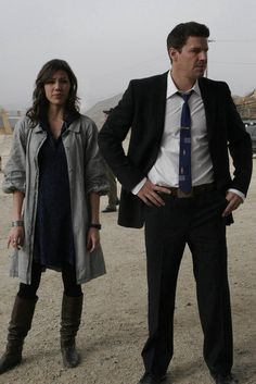 Angela and Booth