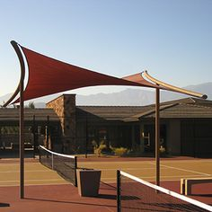 Tensile Shade Products, LLC is a producer of pre-engineered tensile sculpture products. Our line of tensile sculpture products include Sunbird, Sunbow, Sunami and Eclipse. Outdoor Shade, Canopy Outdoor, Outdoor Pergola, Gazebo, Outdoor Decor, Patio Sails, Carport Canopy, Tent Design, Roof Architecture