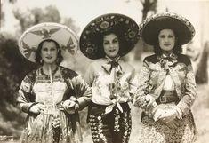 34fba60c5e315 Items similar to Senorita Postcard Vintage Mexico Sombrero on Etsy