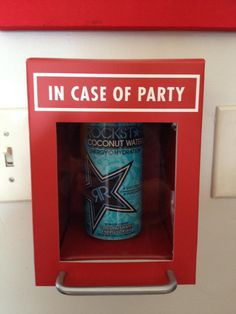 In case of party