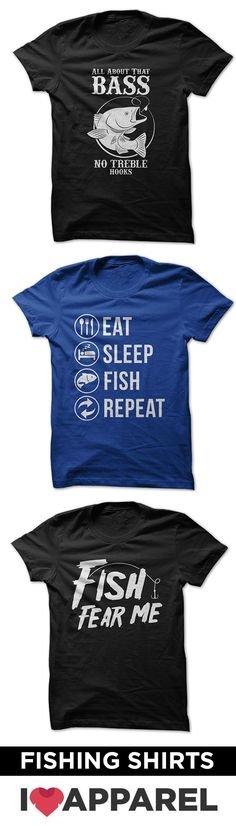 Shirts for that fisher in your life. Check out our entire collection of fishing shirts.