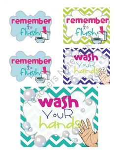 Toilet signs sb412 sparklebox kids pinterest for Bathroom signs for classroom