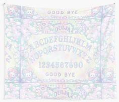 Ouija Board by MedussaSolar
