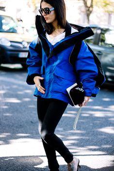 Street Style Paris Fashion Week Primavera Verano 2017 | Galería de fotos 2 de 280 | VOGUE