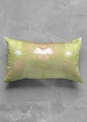 greenery: What a beautiful product!GREENERY ACCENT PILLOW - LUSTER OBLONG by Lolo