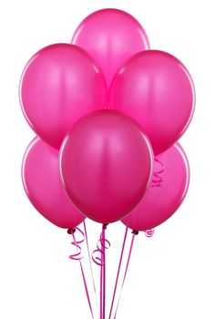 Image Detail for - Cheap Hot Pink Balloons at Go4Costumes.com    i love to have a good time