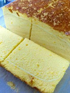 Taiwan Old Fashion Sponge Cake wannabe