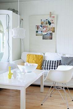 Home Decor – Living Room :     NIB – Norske interiørblogger    -Read More –