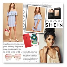 """""""Shein contest"""" by sakamena ❤ liked on Polyvore featuring Bulgari"""