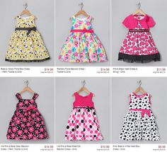 Easter dresses low as 10 dollars shipped free