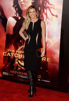 More Pics of Erin Andrews Knee High Boots (3 of 3) - Erin Andrews Lookbook - StyleBistro