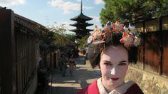 Japan, Geisha for a day, Kyoto.