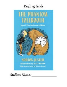 Finding Figurative Language in The Phantom Tollbooth - Love this book! The Phantom Tollbooth, Fiction, Book Posters, Figurative Language, Thing 1, Chapter Books, Children's Literature, Classic Literature, Read Aloud