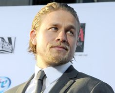 """Sons of Anarchy"" star Charlie Hunnam has dropped out of ""Fifty Shades of Grey,"" where he was set to play the lead Christian Grey. A statement from Universal Pictures says Hunnam's TV schedule didn't give him enough prep time."