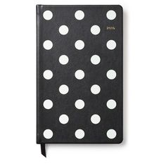 kate spade new york 12-month 2016 planner (£30) ❤ liked on Polyvore featuring home, home decor and stationery