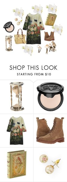 """""""What do You do when the apples bloom?"""" by harpgoddess ❤ liked on Polyvore featuring Match, Kat Von D, STELLA McCARTNEY, Frye and Dasein"""