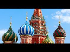 brief overview St. Basil's Cathedral, Moscow (Russia) - Travel Guide - YouTube
