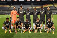 Manchester United Team, 16 August, Europa League, Man United, Photo Galleries, The Unit, Gallery, Check, Photos