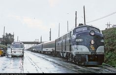 RailPictures.Net Photo: CO 4028 Chesapeake & Ohio (C&O) EMD E8(A) at Newport News, Virginia by Marty Bernard
