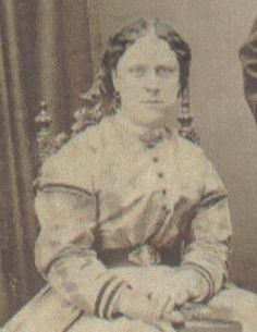 Only known photo of Jack the Ripper victim alive-Annie Chapman c1869.