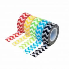 Chevron Washi Tape Collection