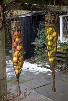 Idéer til fuglefoder