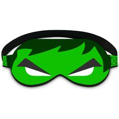 Máscara de Dormir Hulk