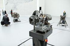 Thomas Bayrle: Kinetic Sculptures @ dOCUMENTA 13