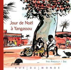 En pays d'Islam, en Afrique noire, chacun fête la Tabaski mais il n'est pas du tout rare que les bons musulmans partagent la joie des chrétiens qui fêtent Noël. A Yangassou, ce 25 décembre, le Père Noël est un grand féticheur !