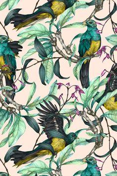 July print Colourway 1 © Shelley Steer