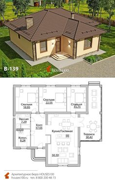 Sims House Plans, House Layout Plans, Family House Plans, Dream House Plans, Small House Plans, Sims House Design, Bungalow House Design, Small House Design, Modern Bungalow House