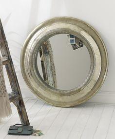 wood mirror UK