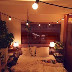 Bedroom/観葉植物/ナチュラル/IKEA/植物/green...などのインテリア実例 - 2016-02-09 14:48:15 | RoomClip (ルームクリップ)
