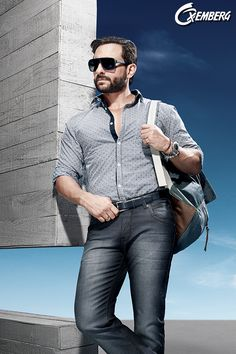d8bf90dcf1e How dapper does Saif ALi Khan look in our new 2015 collection.  Oxemberg