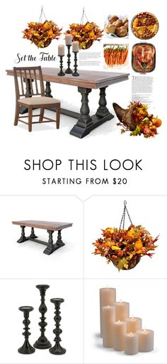 """""""happy thanksgiving !"""" by lunaslovies ❤ liked on Polyvore featuring interior, interiors, interior design, home, home decor, interior decorating, Improvements, Frontgate, Balmain and setthetable"""