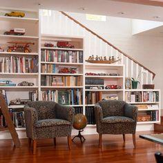 Decorating , Top 40 Under Stair Storage Ideas
