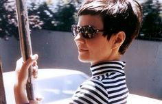short retro hair from the blog :My Mom the Style Icon