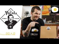 TACOS DE RICOTTA Y MORTADELA EN CAJA DE PIZZA (RECETAS TAKEAWAY) | UN NI...