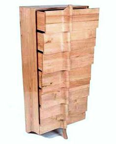 Jose Pablo Arriaga - 'garrazia' chest of drawers
