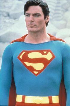 Christopher Reeve, el mejor Superman SUPERMAN, really a SUPER man!