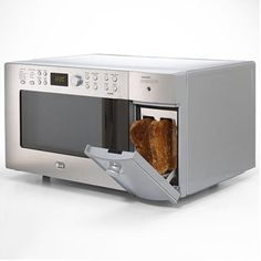 Toaster Oven Review For The Lg Electronics Combo Microwave