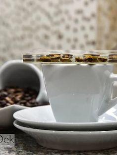 Dekorakryl - design, kitchen, coffee, coffee beans in resin, natural design Coffee Coffee, Coffee Beans, Eco Resin, Natural Design, Design Kitchen, Kitchen Backsplash, Tiles, Interior Design, Decoration