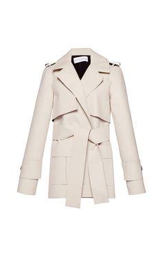 Summer Short Coat by WANDA NYLON for Preorder on Moda Operandi