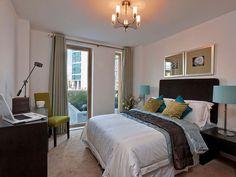 camera letto colori pastello