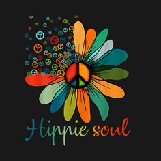 Check out this awesome 'Daisy+Peace+Sign+Hippie+Soul+Tshirt+Flower+Lovers+Gifts+TShirt' design on Hippie Style, Paz Hippie, Hippie Peace, Happy Hippie, Hippie Love, Hippie Chick, Hippie Art, Peace Love Happiness, Peace And Love